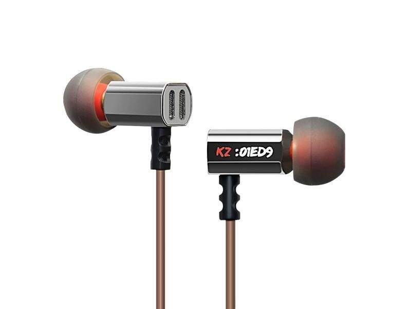 ขาย หูฟัง KZ ED9 หูฟังอินเอียร์ รุ่นใหม่ Super Bass เบสหนักแน่น ตัดเสียงรบกวนได้ เปิดสัมผัสใหม่แห่งการฟังเพลง