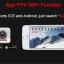 MJX-X101 fpv HD camera wifi drone บังคับถ่ายภาพด้วยมือถือ thumbnail 17