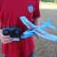FX807 New mini Rc Plane เครื่องบินบังคับบินดี thumbnail 1