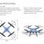 SYMA X5HW FPV WIFI โดรนถ่ายภาพด้วยมือถือ ระบบออโต้บินอยู่กับที่ thumbnail 11