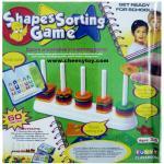 Shapes Sorting Game เกมเรียงรูปร่าง (3y+)