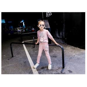เซท 2ชิ้น เสื้อแขนยาว + กระเกงขายาว สีชมพู