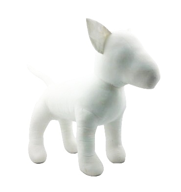 Puppy Lover Softy Toy - WHITE