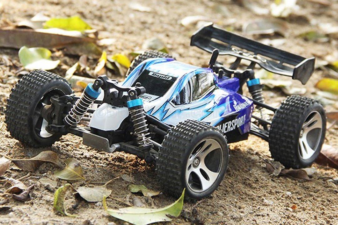WL-A959 Votex Hi-Speed Buggy 4x4 รถบังคับทางฝุ่นพลังสูง
