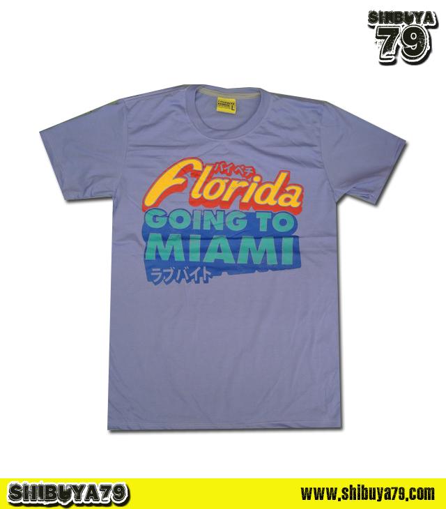 เสื้อยืดชาย Lovebite Size L - Florida