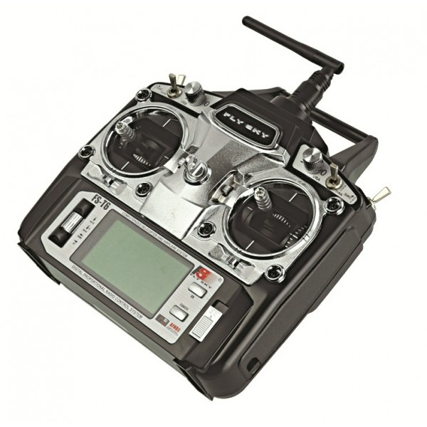 T-6 FLYSKY วิทยุ 6 ช่อง