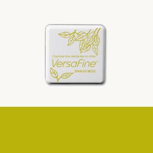 หมึกปั๊มกระดาษ spinash moss (เล็ก)