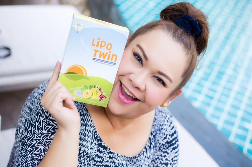 Lipo Twin (ไลโปทวิน 1กล่อง)