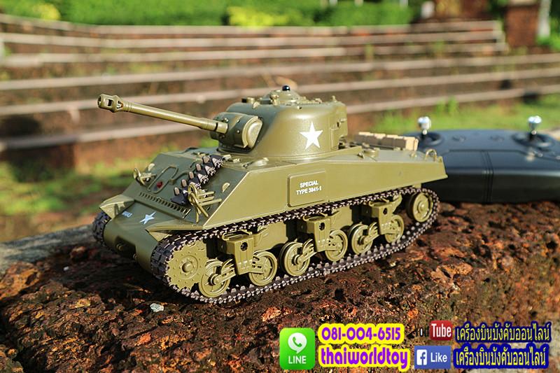 M4A3 SHERMAN รถถังบังคับ
