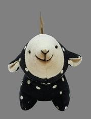 Let's be friends. (Flop) Black Sheep