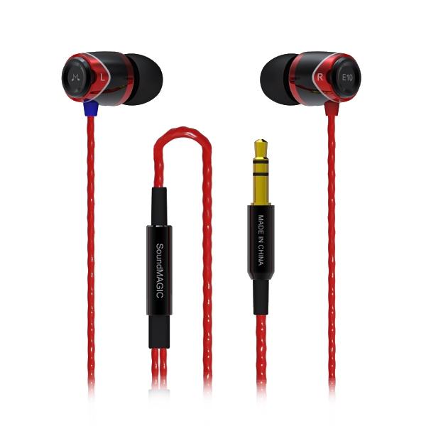 ขายหูฟัง Soundmagic E10 หูฟัง7รางวัลการันตีจากสื่อ และ นิตยสาร What-Hifi? ให้รางวัล3ปีซ้อน 2010-2013 หูฟังระดับ Budget King ในราคาที่ใครก็สัมผัสได้
