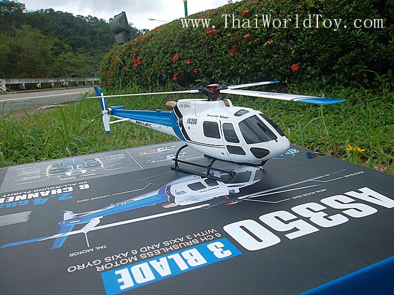 WL-V-931 AS350 เฮลิคอปเตอร์บังคับ