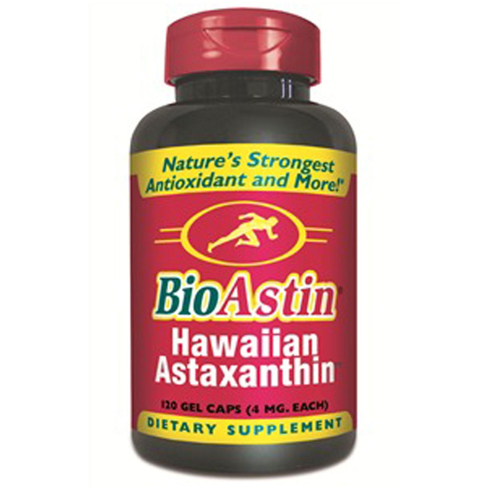 สาหร่ายแดง ไบโอแอสติน แอสต้าแซนธิน (BioAstin Astaxanthin)