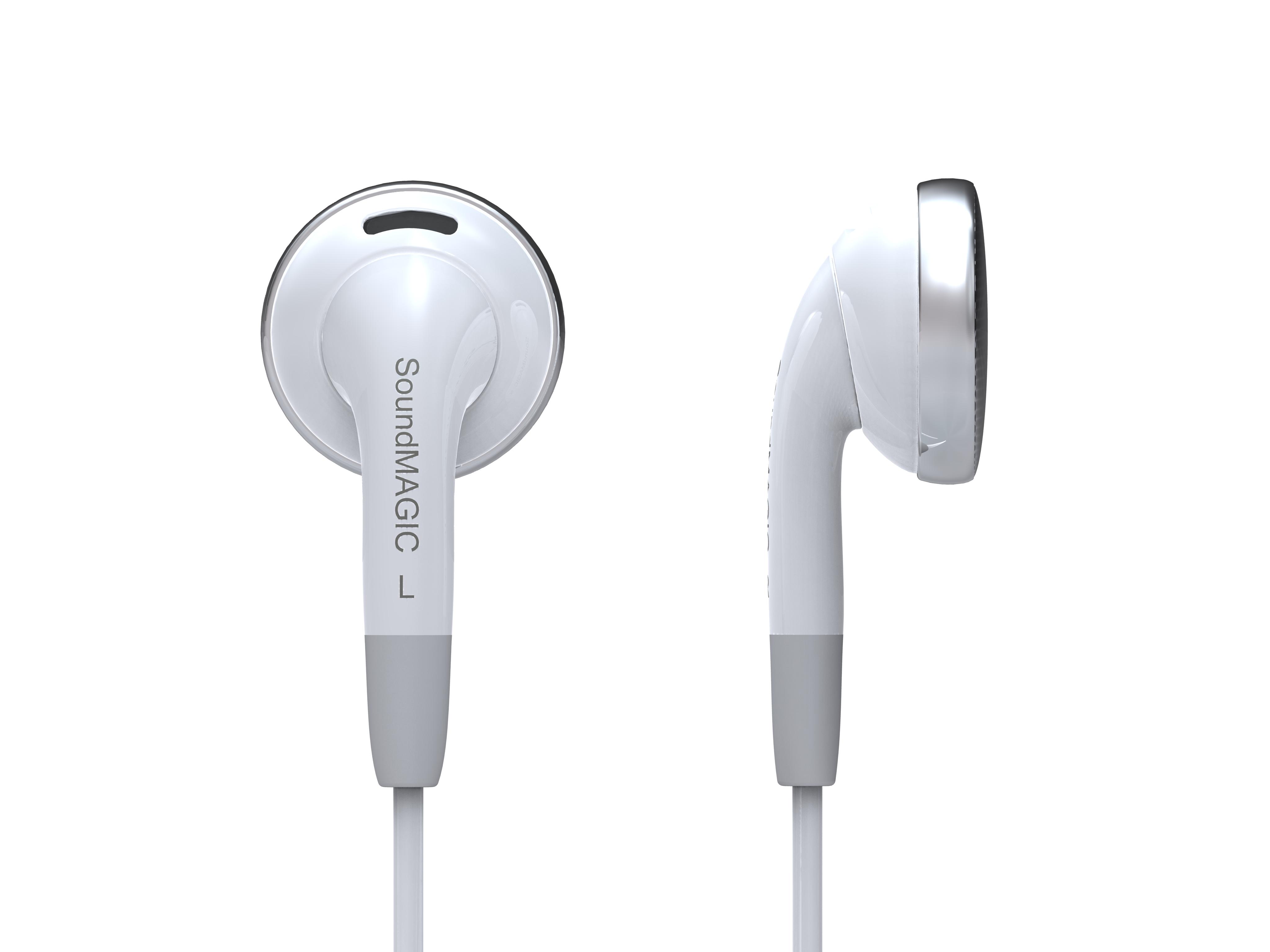 ขายหูฟัง SoundMagic EP30 หูฟังเอียบัดรุ่นท้อปจากค่าย SoundMagic ให้ เบสหนักแน่น แต่ยังคงรายละเอียดดนตรีครบถ้วน และ เสียงร้องหวานหยาดเยื้ม ราคาเบาๆ