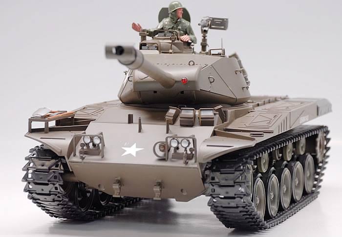 รถถังบังคับ M 41A3 (รุ่นใหม่)