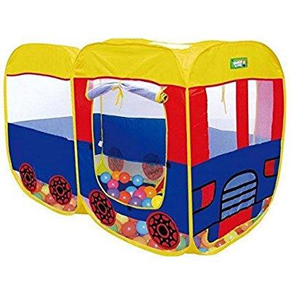 เต้นท์บ้านบอลรถบัส popup bus tent ส่งฟรี