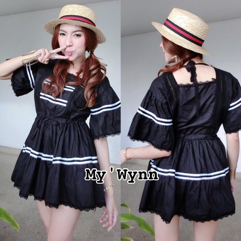 Lady Short Dress