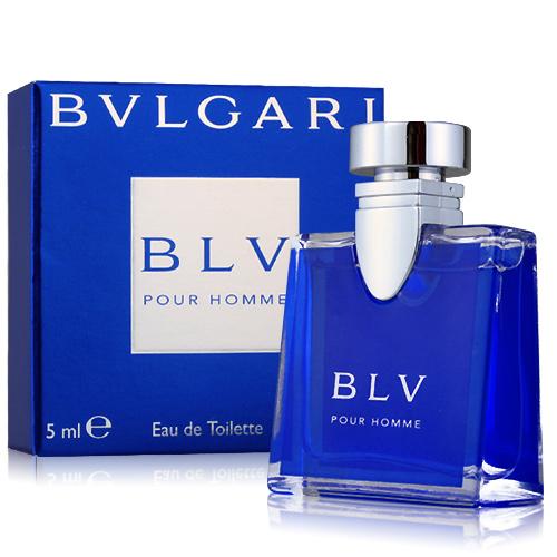 BVLGARI BLV POUR HOMME EDT 5 ml.