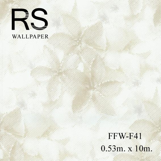 วอลเปเปอร์ลายดอกไม้ FFW-F41