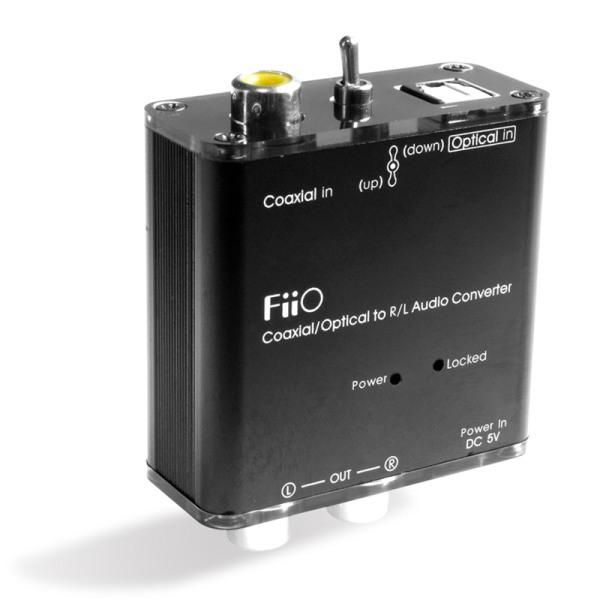 FiiO D3 Coaxial / Optical DAC