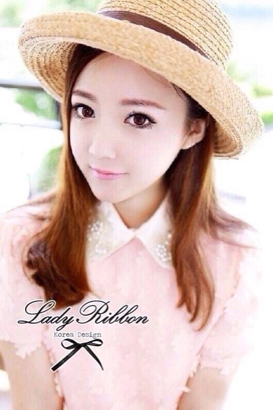 Lady Ribbon's Made Lady Blair Sweet Riviera Pastel Mini Dress