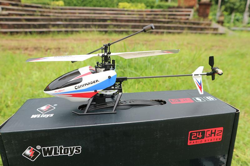 WLtoys V911-pro มินิคอปเตอร์พลังสูง