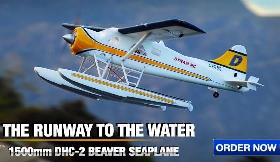 ฺBEAVER seaplan ปีก 1.5 เมตร