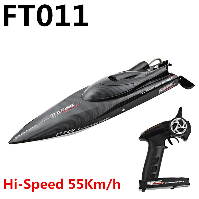 FT011 RC Boat Hi-Speed 55 Km/h