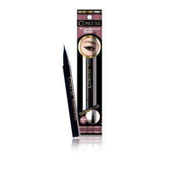 Cosluxe wanderlust eyeliner รุ่น ปากกาเมจิค - สีดำ เป็นอายไลเนอร์สูตรกันน้ำ