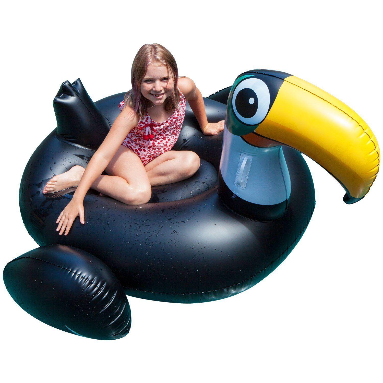 Inflatable Toucan Float แพนกทูแคน ขนาดใหญ่มากกกกก