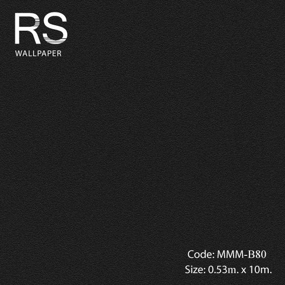 วอลเปเปอร์พื้นสีดำ MMM-B80