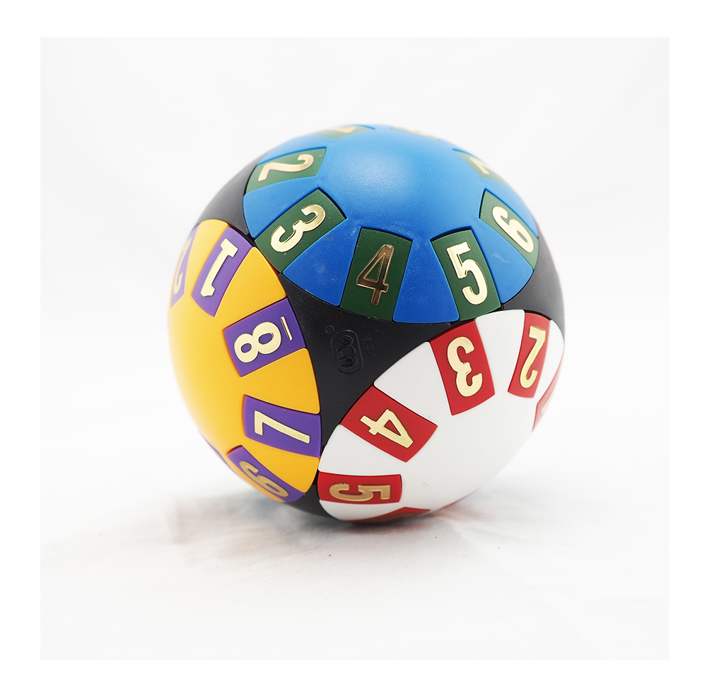 Wisdom Ball (รูบิคทรงกลม) 5Y+
