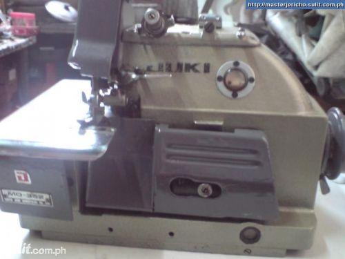 จักรโพ้งอุตสาหกรรม มือ2 JUKI MO-352(3เส้น)/357(5เส้น)