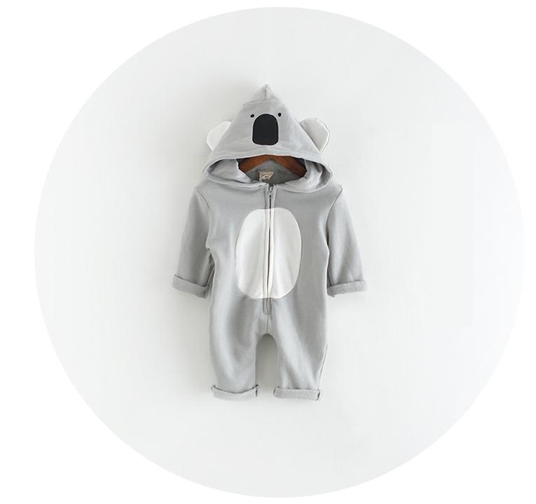 บอดี้สูทเด็กเล็ก หมีโคอาล่า