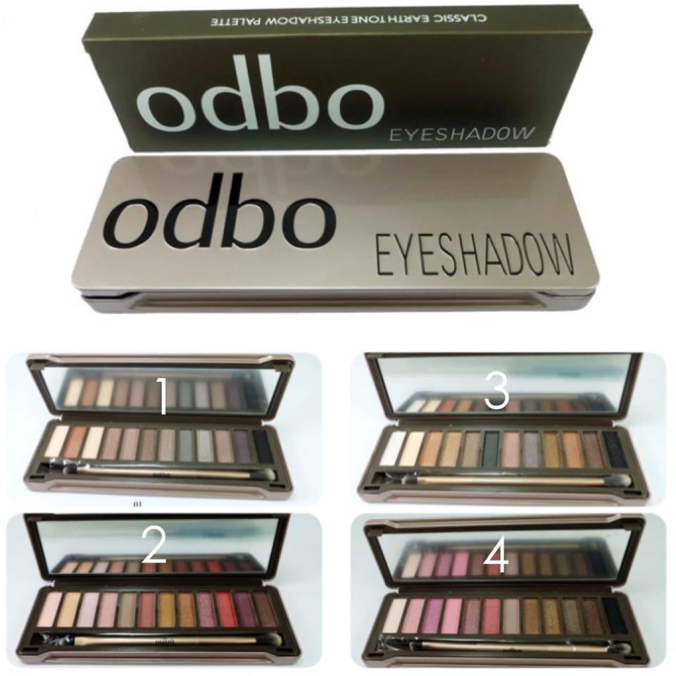 Odbo Eyeshadow