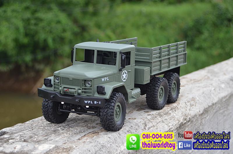 M35A2 GMC รถ6ล้อ 3 เพลา รถหน่วยพาราธิการ
