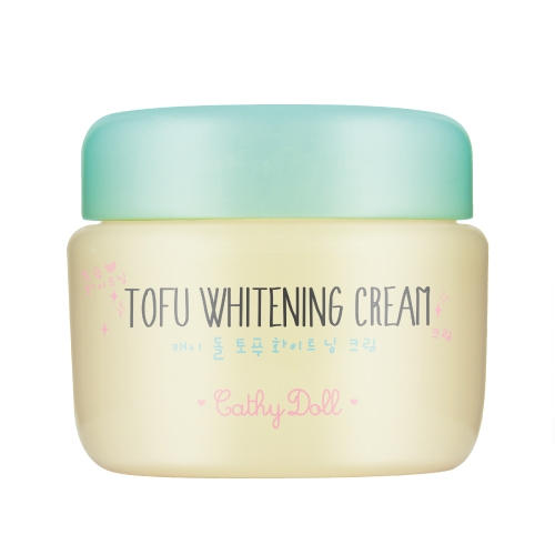 Tofu Whitening Cream 50g Cathy Doll
