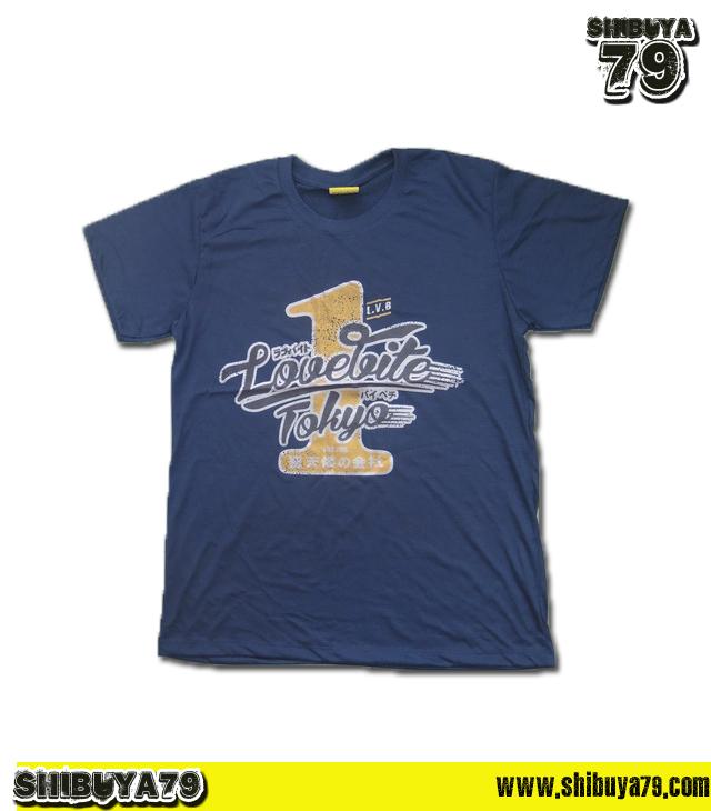 เสื้อยืดชาย Lovebite Size L - Tokyo 1