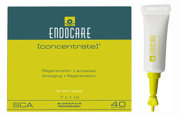 Endocare concentrate : 7 days Intensive Advanced Skin Regeneration