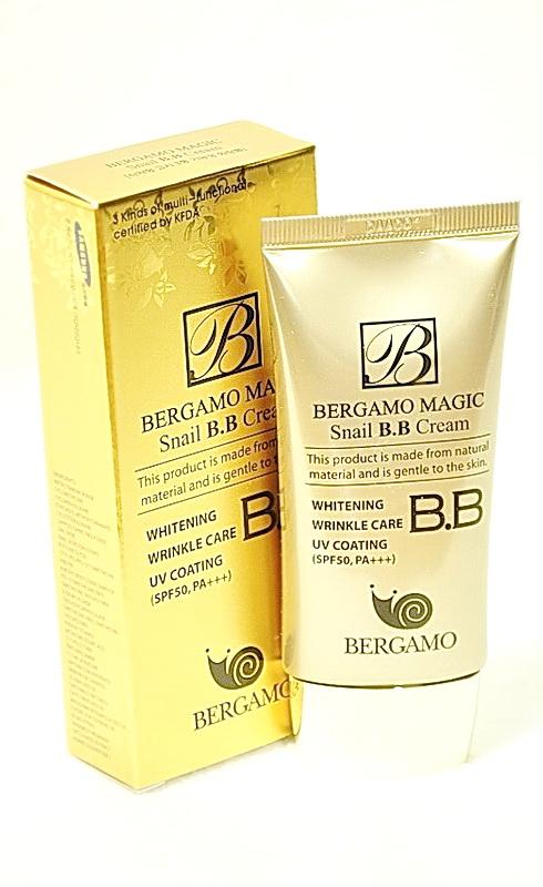 Bergamo Magic Snail BB Cream