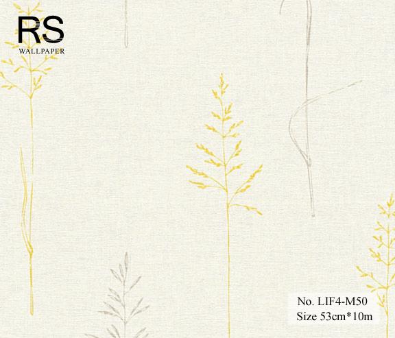 วอลเปเปอร์ยุโรป ลายต้นไม้ No.LIF4-M50