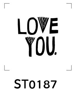 Cartoon Stamp - รูปการ์ตูนน่ารัก 007