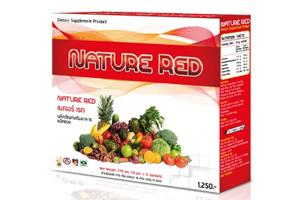 Nature Red ล้างสารพิษ ผิวพรรณสดใส ลำไส้สะอาด สุขภาพดีด้วยวิธีธรรมชาติ เห็นผลภายใน 8-12 ชั่วโมง สะดวก ปลอดภัย ประหยัดเงิน เห็นผลเร็ว ไม่ต้องสวนทวาร แก้ปัญหาที่ต้นเหตุ