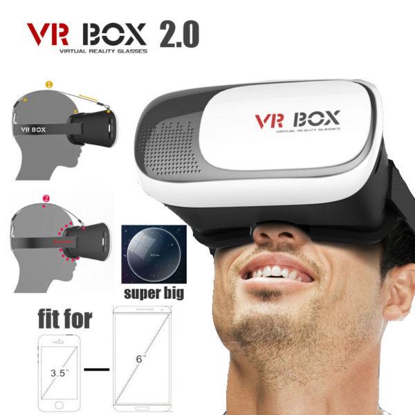 VR BOX vistion 3