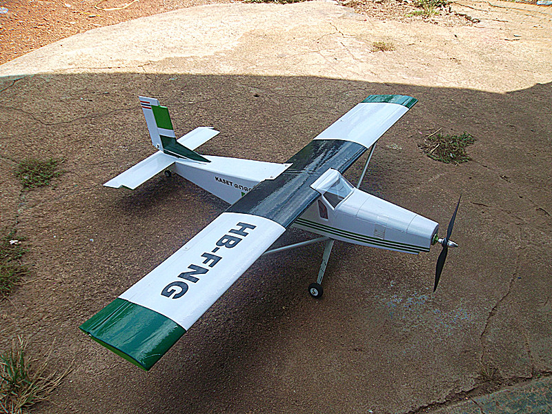 PC 6 เครื่องบินฝนหลวง บอดี้
