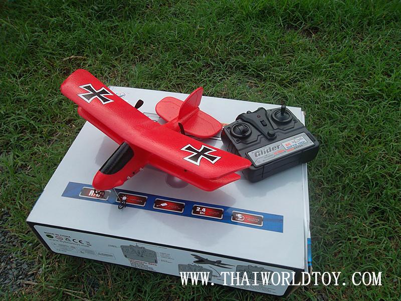FX-808 fokker mini rc plane