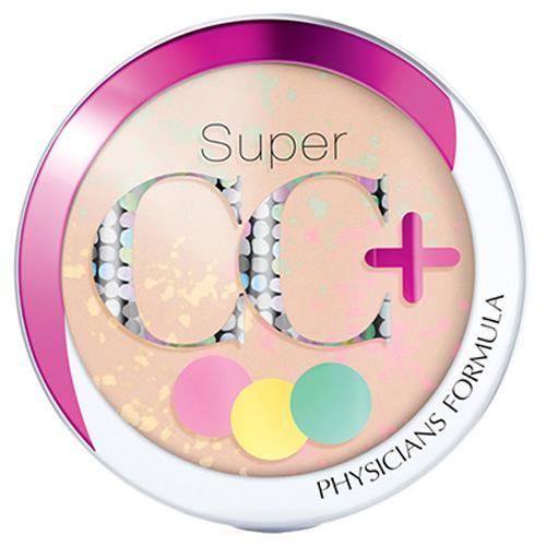 Super CCColor-Correction + Care CC Powder SPF 30 แป้งผสมซีซีครีม