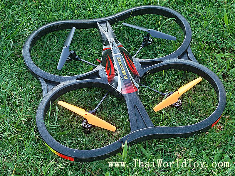 ROTER X129 เครื่องบิน 4 ใบพัดถ่ายภาพ