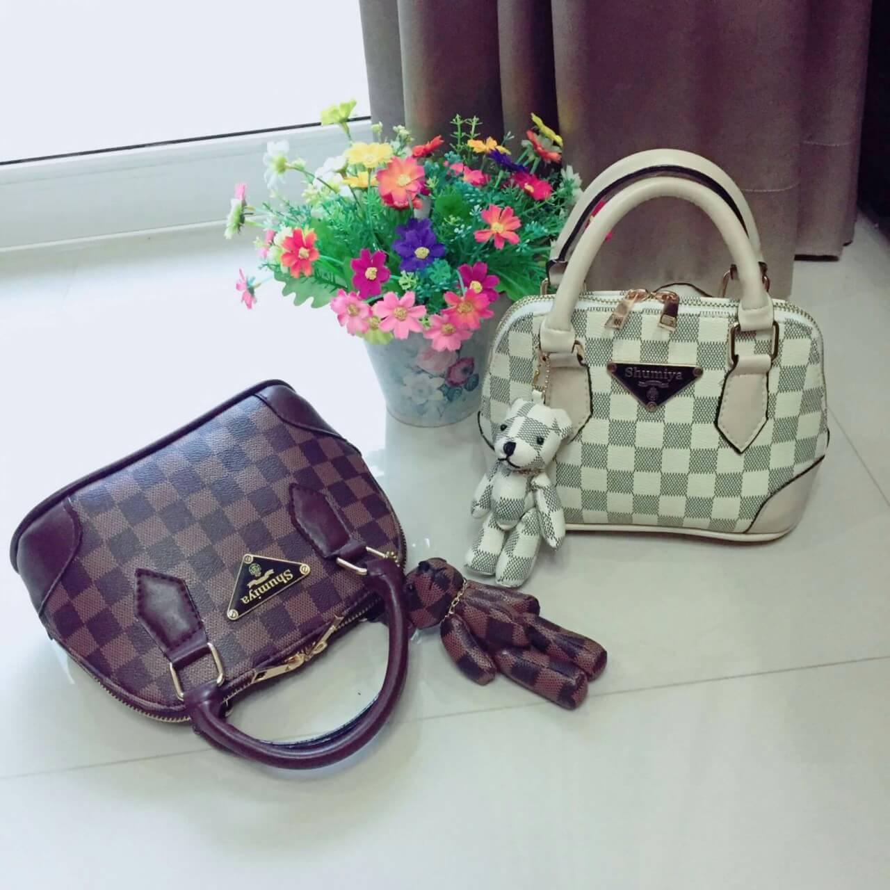กระเป๋าแฟชั่น style Louis Vitton