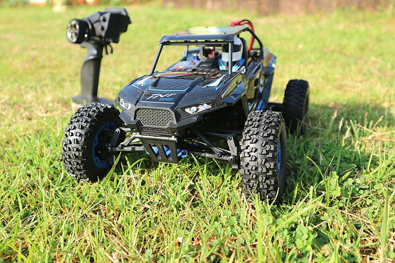 WL-12428-B 1:12 4WD Hi-Speed 50 Km/h